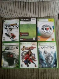 Xbox 360 games Knoxville, 37921