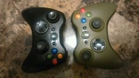 Xbox 360 controllers  Toronto, M9N 2A4