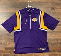 Lakers Warm Up Jersey Los Angeles, 91335