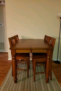 Sturdy, Solid Wood Table Gaithersburg, 20879