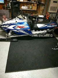 1553 miles on it 2005 Polaris 800 snowmobile Valparaiso, 46385