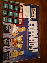 The Simpsons Jeopardy! Toronto, M3H 3N4