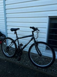black and gray hardtail mountain bike Surrey, V4A 9G9