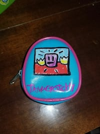 blue and pink Tamagotchi pouch Winnipeg, R2K 1P4