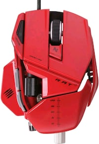 Mad Catz R.A.T 7 Gaming Mouse Delta, V4C 7R6