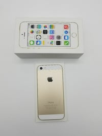 Unlock Iphone 5s 16gb gold with 2 cases Toronto, M3B 1Z3
