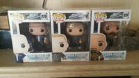 Fast and the Furious pop figure set High Springs