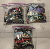 Gemstone Bead Strands for Jewelry Making (Bags o' Beads)