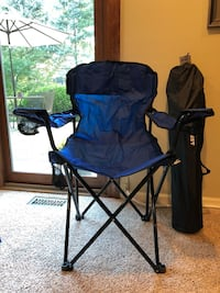 Set of 2 Camping Chairs  Palatine, 60067