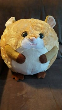 HAMSTER - FLASH - BEANIE BALLZ - EXTRA LARGE APPRO Arlington Heights, 60005