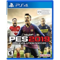 PES 2017 PS4 game case 3154 km