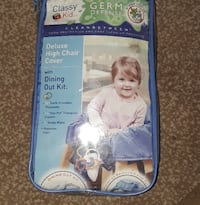 Baby plastic high chair cover Bristol County, 02703