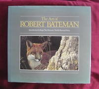 The Art Of Robert Bateman Autographed *Hand Signed* Toronto