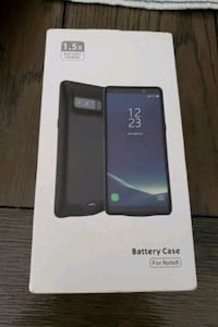 battery case for the Note 8