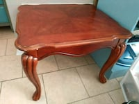 brown wooden drop leaf table Oklahoma City, 73108