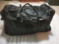 Brand New Leather Dufflebag Never Used