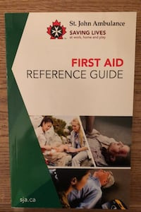 First Aid Reference Guide