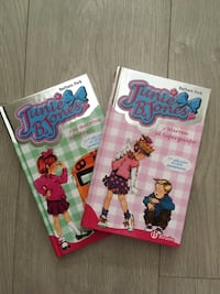 Pack 2 libros Junie B Jones Palma