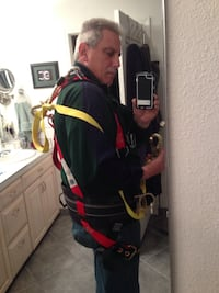 Safety harness with fall aresster Anchorage, 99516