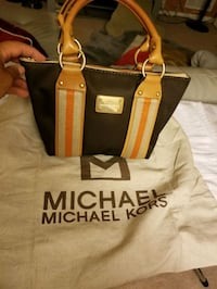 Michael kors Brown Purse and Dust Bag