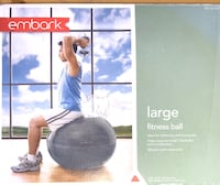 Fitness LARGE ball NEW
