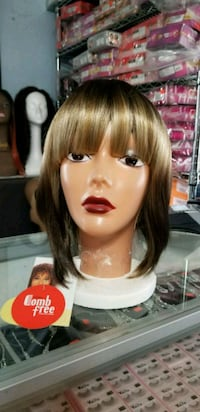 Synthetic Wigs Aurora, 80010