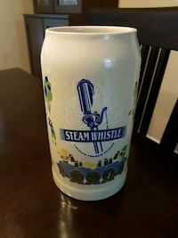 Steam Whistle Stein Newmarket