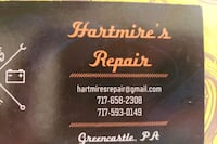 Automotive and diesel repair  Chambersburg