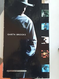 Garth Brooks box Washington, 20018