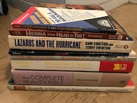 English Math Business and Beauty Books Toronto, M6A 2M8