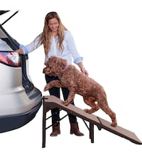 Pet Gear Free Standing Ramp for Cats and Dogs 200 lb London, N6E 1G2