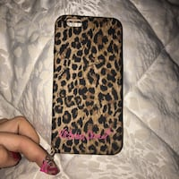 Cover iPhone 6 silicone Victoria Secret's. Galliate, 28066