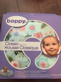 Boppy branded classic slipcover for infant support and feeding pillows  Hamilton, L8M 2B5