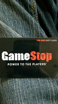 $25 gamestop gift card Apex, 27539