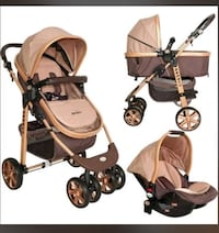 Benetto bt540 travel sistem Bebek arabası Osmangazi, 16020