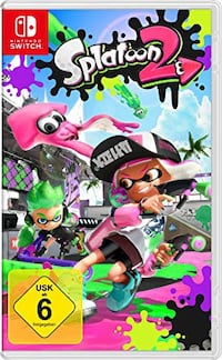 Splatoon 2 for (Nintendo switch) Toronto, M6E 4M1