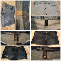 FOUR size 12 shorts, selling together Waco, 76712