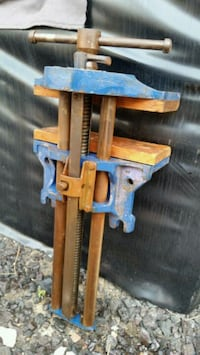 Record vise number 53 e made in England West Valley City