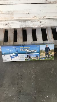 Hank Haney plane finder, left handed, brand new in box
