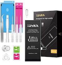 Battery Replacement Kit for iPhone 6s, 2200mAh BRAND NEW 75% OFF!
