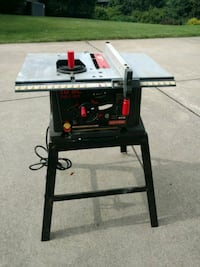Craftsman Table saw Cranberry Township