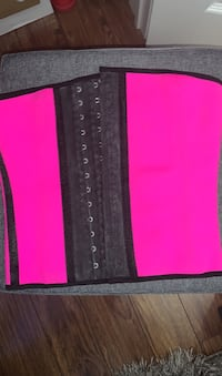 Waist trainer for fitness size small
