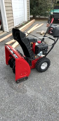 Craftsman  Snow Blower Knoxville, 21758
