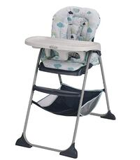 Graco Slim Snacker Highchair Toronto, M6H 2H4