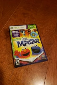 Once Upon A Monster for XBOX360 KINECT