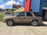 2004 Chevrolet Blazer 4dr 4WD LS GUARANTEED CREDIT APPROVAL Des Moines