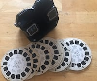 Rare Vintage 1950's Sawyer 3D Steroscope Viewmaster w/ 11 Reels Payson, 84651