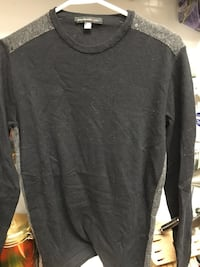 John Varvatos black wool sweater Burnaby, V5G 3X4
