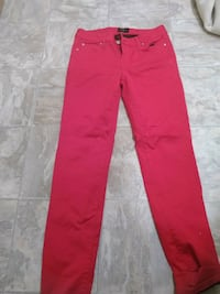 Medium red jeans Menahga, 56464