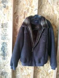 black and gray zip-up hoodie (SEAN JOHN) 2XL Idaho Falls